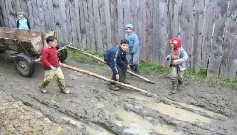 Gradinita de vara pentru integrarea educationala a copiilor romi