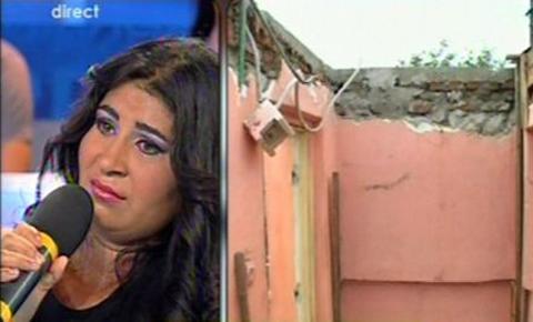 Ramona de la Clejani, amenintata: «Niste romi într-un jeep m-au cautat aseara»