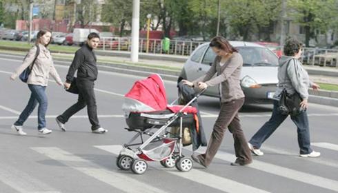 Premiera in Romania: recensamant de proba