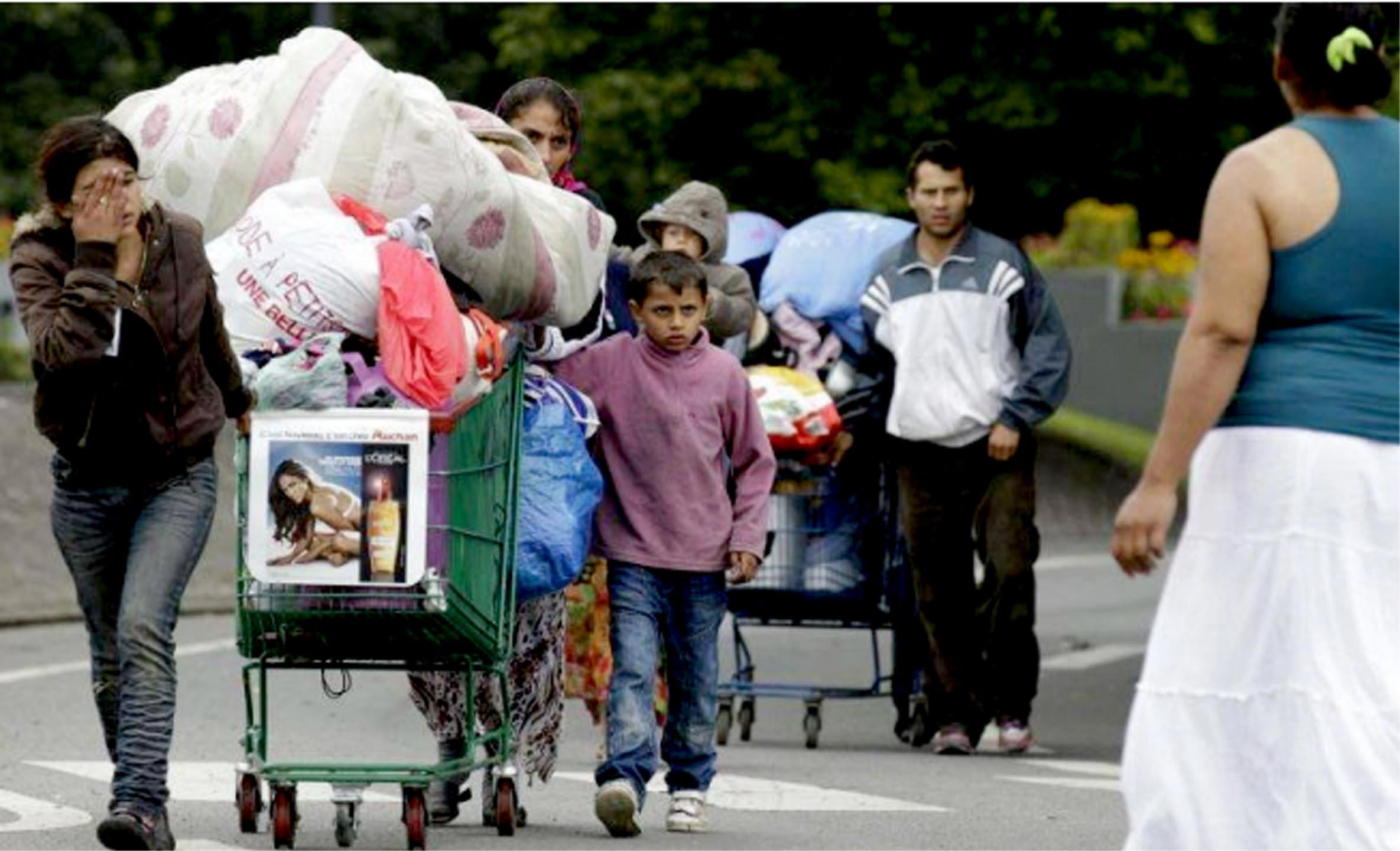 Romii din Europa, mai vulnerabili în fata crizei economice