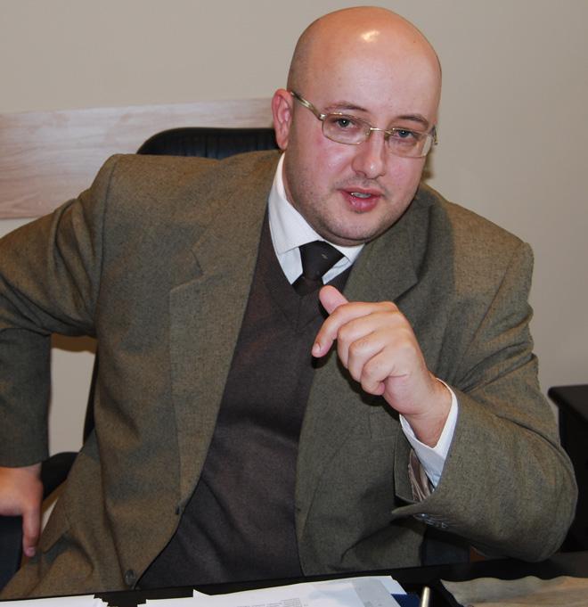 """Președintele Consiliului Județean Vâlcea, Constantin Rădulescu: """"Am sprijinit și vom sprijini în continuare Spitalul Județean de Urgență Vâlcea"""""""