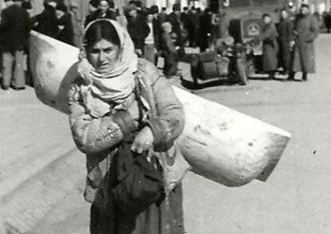Tiganca din Romania, anii '40