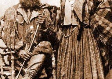 TIGANI EMIMIGRATI  IN ARGETINA IN ANUL 1911