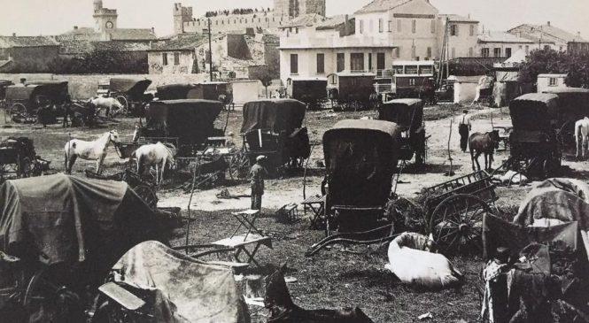 Pelerini romi din Les Saintes Maries de la Mer, 1939