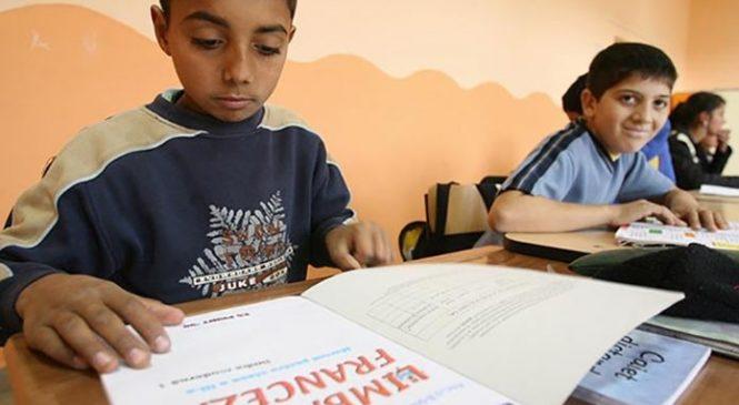 Peste 300 de locuri în învățământ pentru rromi