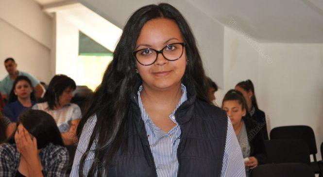 Cum a reuşit Alexandra să obţină cea mai mare medie de admitere dintre copiii romi din judeţ
