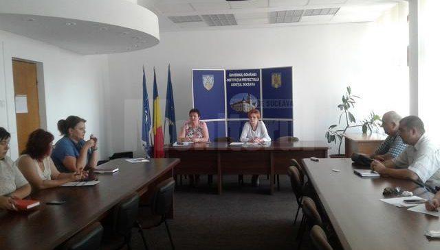 O comisie mixtă caută peste 8.000 de copii din judeţul Suceava care ar trebui vaccinaţi împotriva rujeolei
