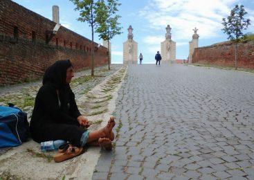 Cersetorii strica imaginea orasului turistic Alba Iulia