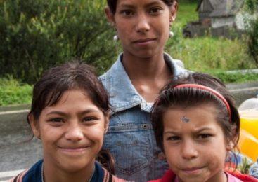 Intamplare despre romi