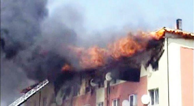 Doua femei si un copil de etnie roma si-au pierdut viata intr-un incendiu in Franta