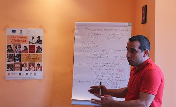 Economia sociala, solutie pentru romii din Romania