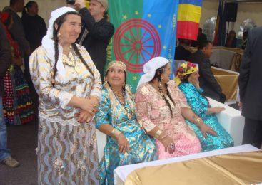 TIGANCII  DIN ROMANIA