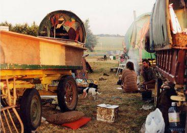 TIGANII  IRLANDEZI IN ANUL 1990