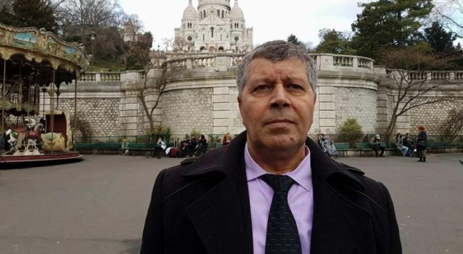 Gălăţeanul Viorel Costache luptă pentru drepturile rromilor din Franţa
