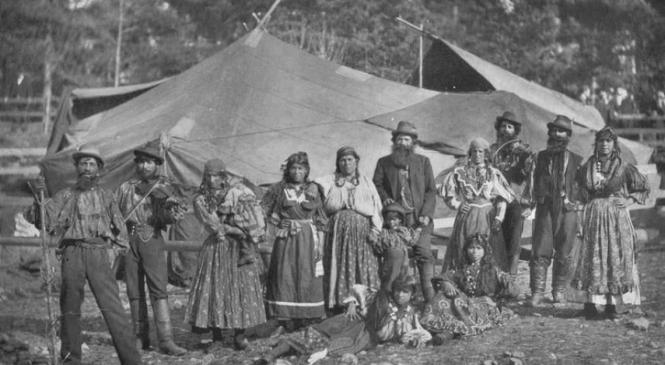 La periferia societăţii: Istoria rromilor din Suedia