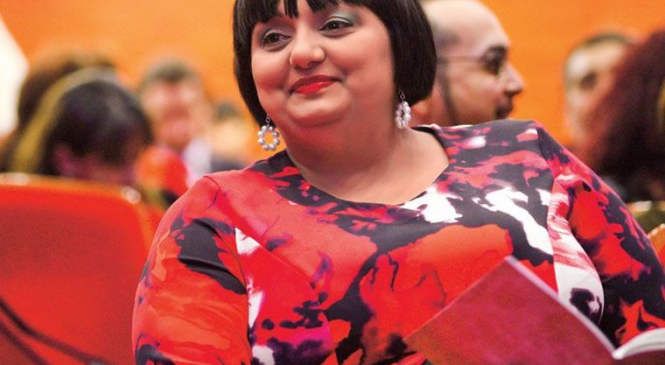 Mariana Buceanu luptă pentru drepturile romilor