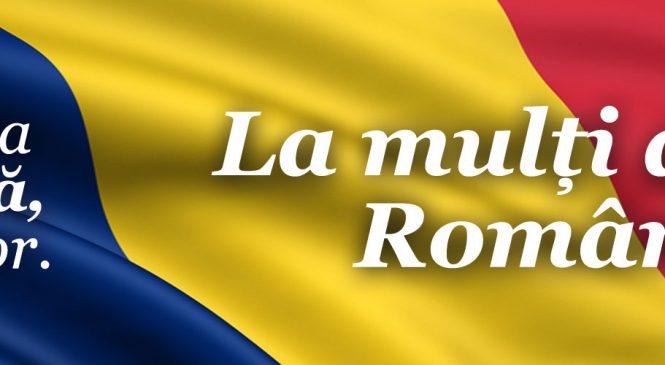 ROMII SARBATORESC CU ROMANI ZIUA DE 1 DECENBRIE