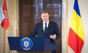 Klaus Iohannis, mesaj la Conferinţa 'România – o țară a tuturor'