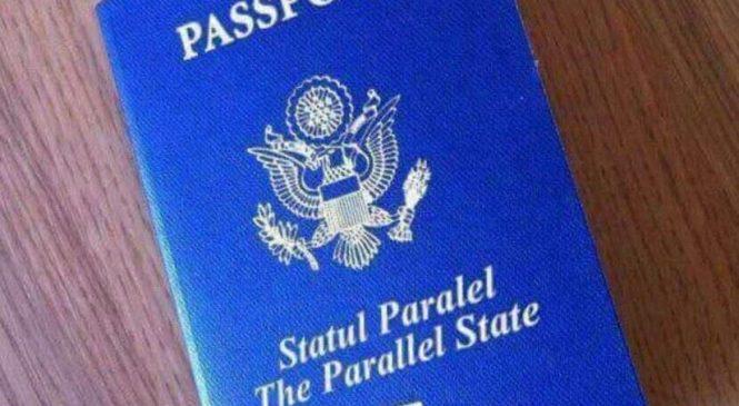 Pașapoarte pentru națiunea rromă