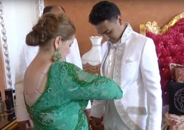 """Nuntă de 1 milion de euro într-o familie de romi! S-a însurat fiul """"Regelui Ciompi"""""""