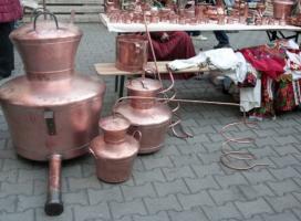 Târgul tradiţional al meşteşugarilor romi, la prima ediție
