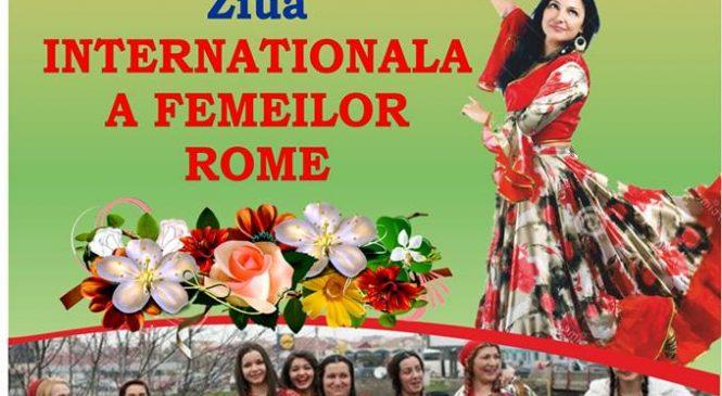 ZIUA FEMEILOR ROME LA PARTIDA ROMILOR  VALCEA