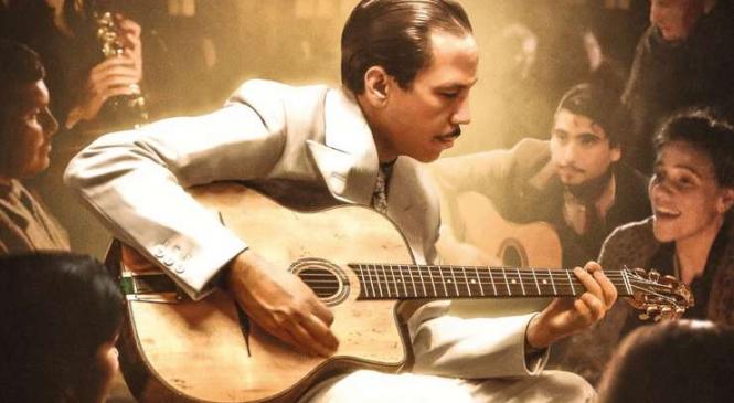Costel Niţescu despre filmul «Django», consacrat chitaristului Django Reinhardt