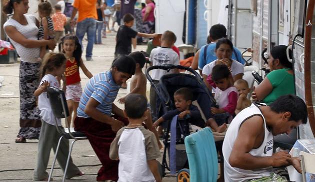 Cum s-a construit perceptia ca romii sunt anti-Revolutie