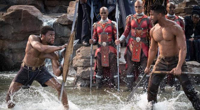 Cum se vede filmul Black Panther prin ochii unui român de etnie romă