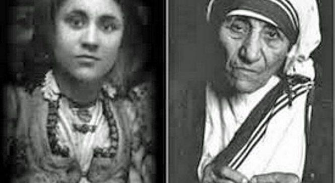 Maica Tereza era etnică romă din Kosovo