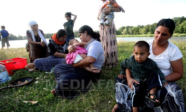 Romii, ţinta rasismului în Finlanda