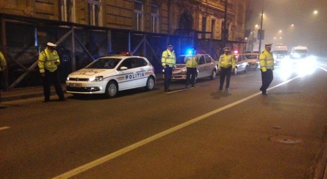 Scandal între poliţişti şi ţigani, în Timişoara. Un hoţ a fugit cu cătuşele la mâini Timisoara