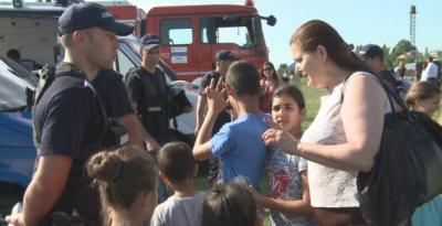 Copiii romi, ajutaţi să îşi aleagă o meserie
