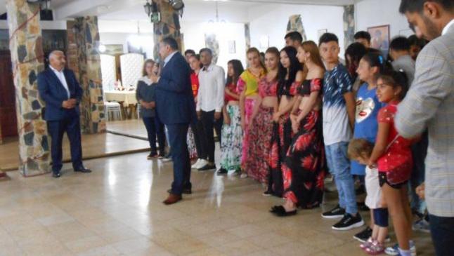 """""""S.O.S. – Copiii romi – O poartă către educaţie"""". Seminar pentru îndrumarea şcolară a elevilor"""