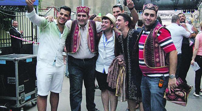 Festivalul Strada Armeneasca la Bucuresti