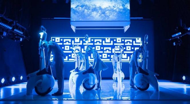 """Stagiunea Teatrului Excelsior va începe sâmbătă cu spectacolul """"Minunata lume nouă"""", după Huxley"""