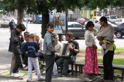 Ţigănia şi gena de rom
