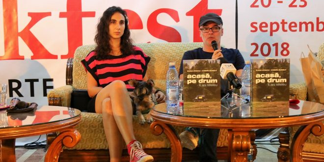 """Elena Stancu şi Cosmin Bumbuţ, după 4 ani teleleu prin ţară, sunt convinşi de un fapt: """"Fiecare om poate să schimbe România"""