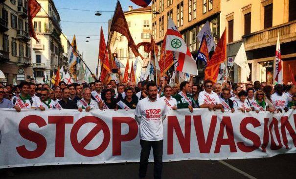 Matteo Salvini vrea să-i expulzeze pe romii străini din Italia