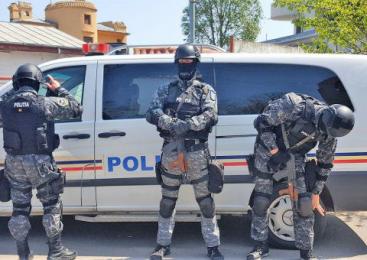 Poliţiştii de la DIAS Cluj au intervenit la un accident mortal