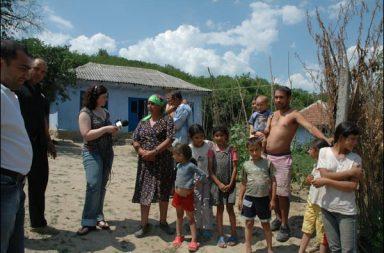Provocările contemporane ale comunităţii romilor din Republica Moldova: în căutarea unui model de coeziune a romilor cu societatea globală