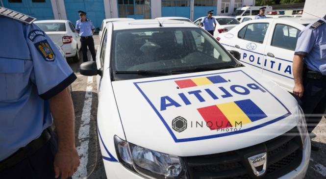 Timişoara: 13 persoane au fost audiate de poliţişti după ce ar fi bătut o asistentă medicală în faţa Spitalului Judeţean