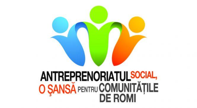 """Raport cu activitatile desfăsurate in cadrul proiectului """"Antreprenoriatul social, o sansa pentru comunitatile de romi"""""""