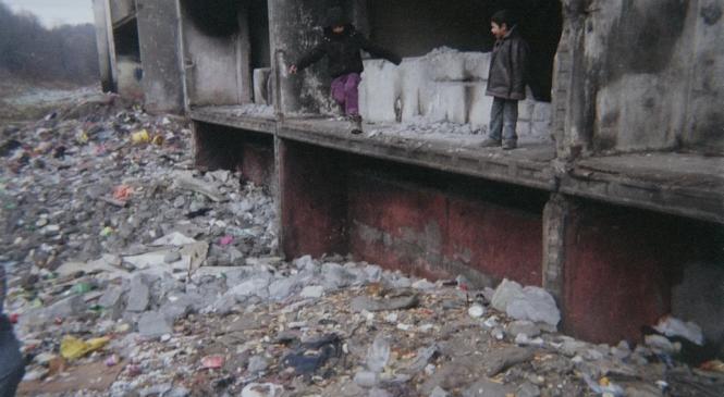 Am fost în cel mai mizerabil ghetou de rromi din Slovacia