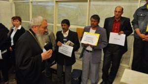 Fiecare la locul cuvenit: viitorii preoţi în campus şi romii săraci în ghetou
