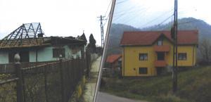 Ortelec este cartierul-sat al Zalăului pe care bogaţii il fac fifty-fifty cu săracii