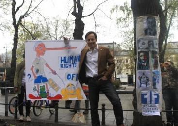 Am stat de vorbă cu eroii drepturilor omului la Forumul Libertăţii din Oslo
