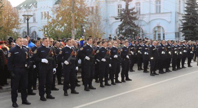 Ziua Jandarmeriei Române, sărbătorită la Valcea