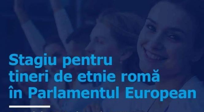 Stagiu pentru tinerii de etnie romă în Parlamentul European