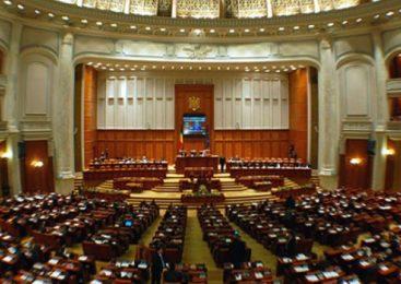 Să vină oameni noi care sunt cinstiți în Parlamentul României